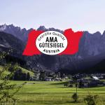 Neue Kampagne für das AMA-Gütesiegel